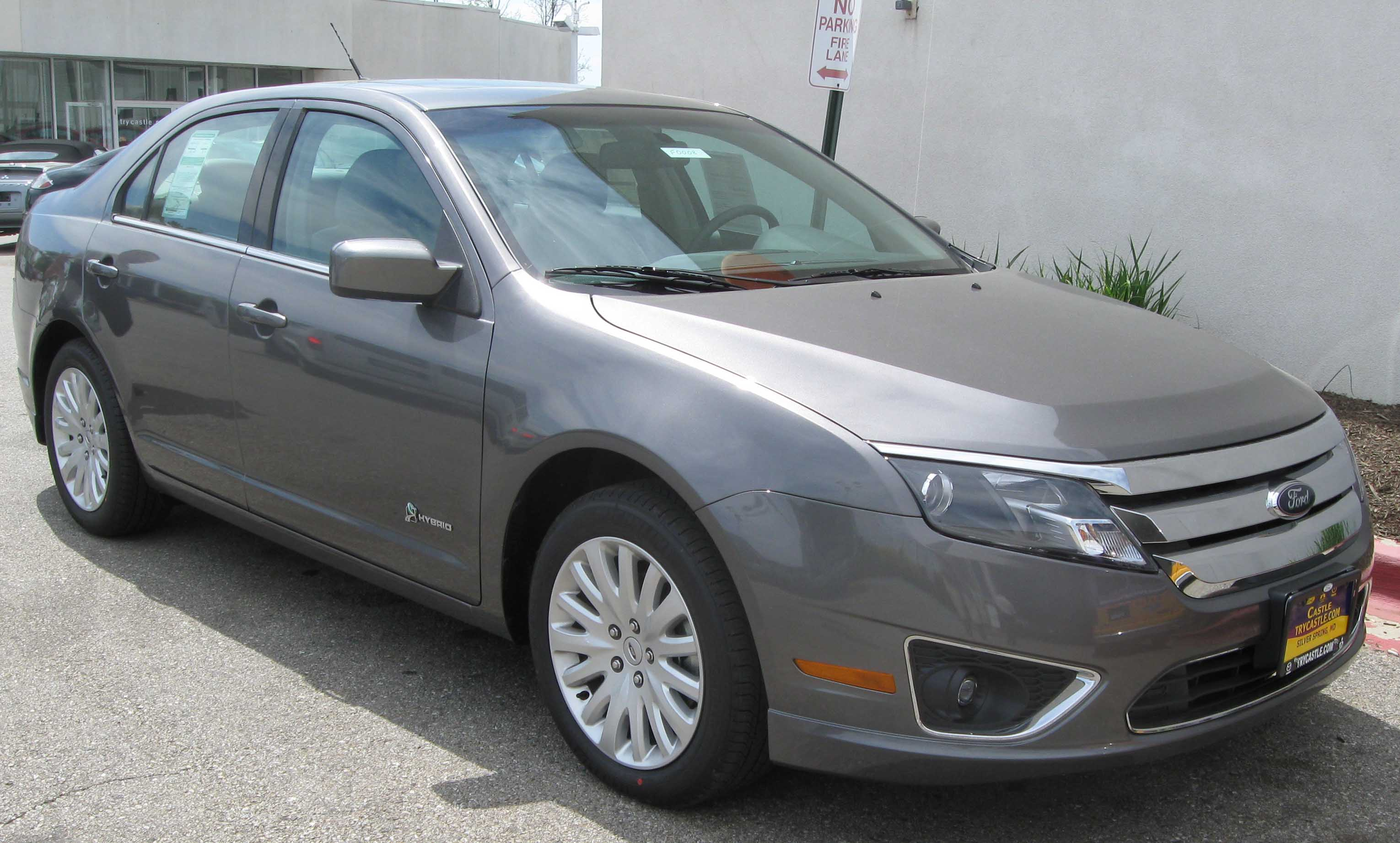 2010 Ford Fusion #8