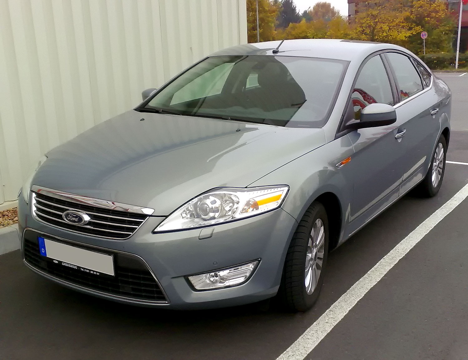 2008 Ford Mondeo #14