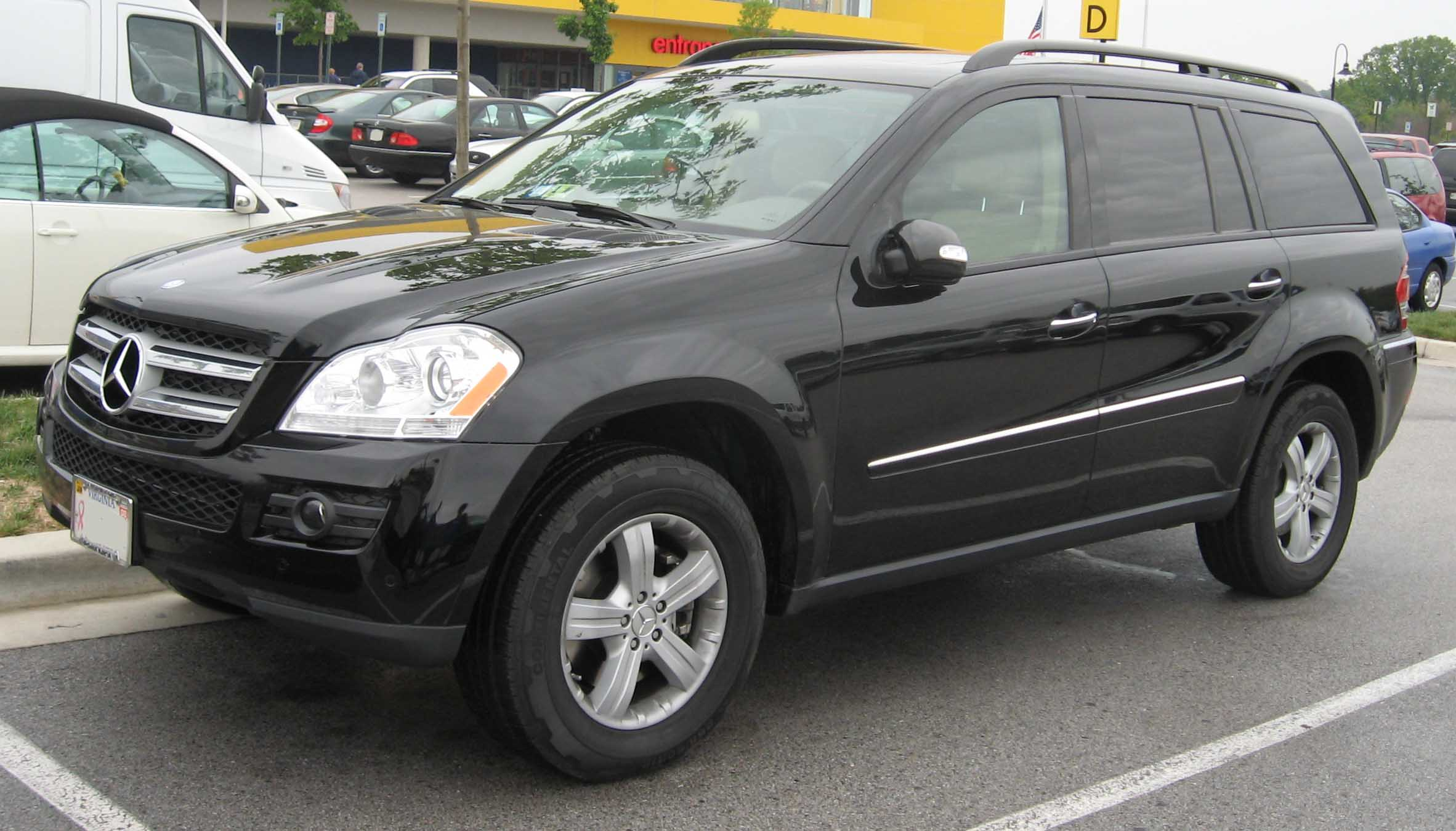 2007 Mercedes-Benz GL #3