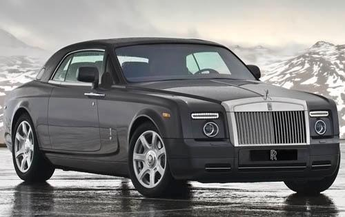 2011 Rolls royce Phantom Coupe #1