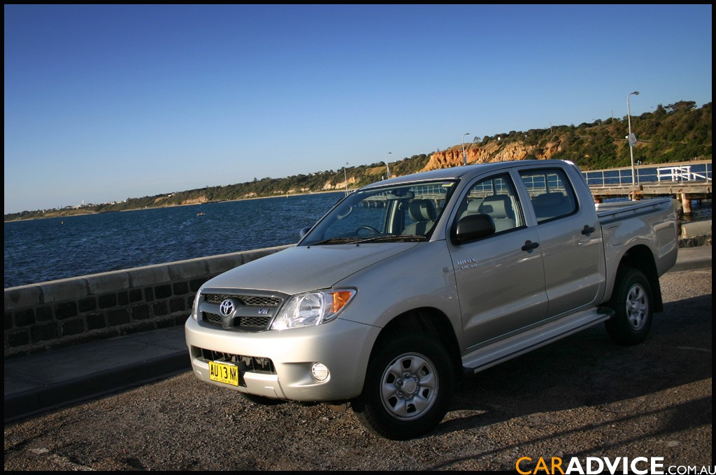 2009 Toyota Hilux Photos Informations Articles Bestcarmag