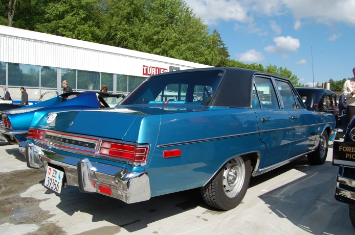 1976 Chrysler Valiant #16