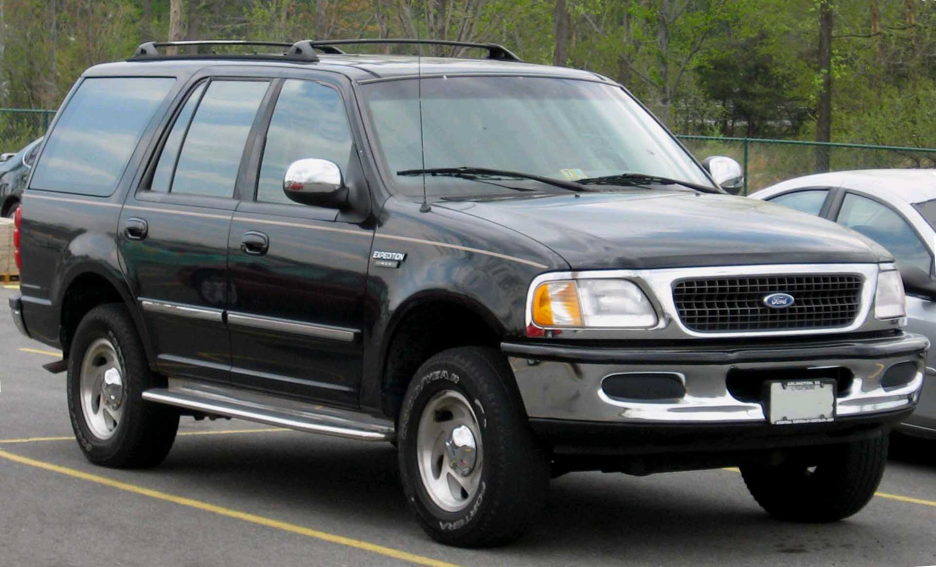 2002 Ford Expedition #13