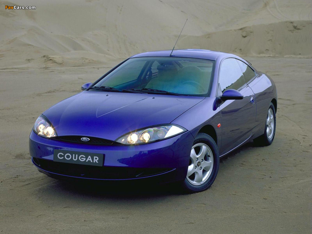 1998 Ford Cougar #6