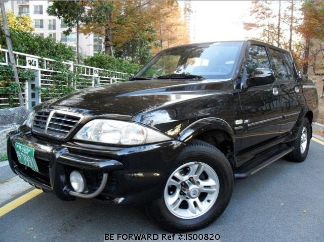 2003 Ssangyong Musso #3