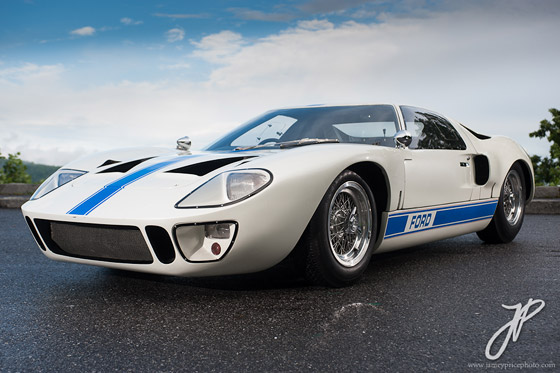 1964 Ford GT 40 #11