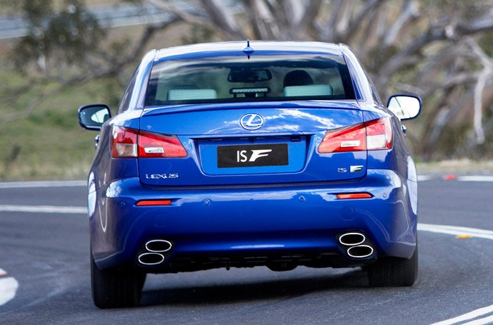 2009 Lexus Is F #5
