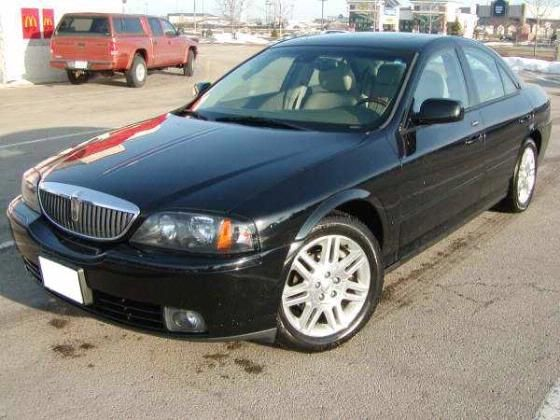 2004 Lincoln Ls #12