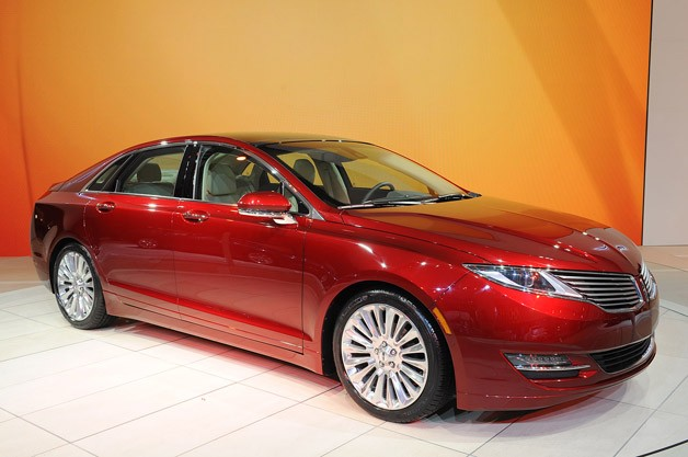 2014 Lincoln Mkz #7