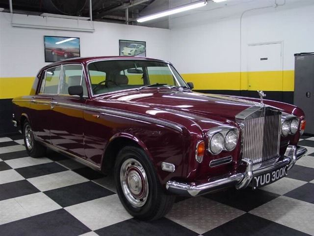 1971 Rolls royce Silver Shadow #11