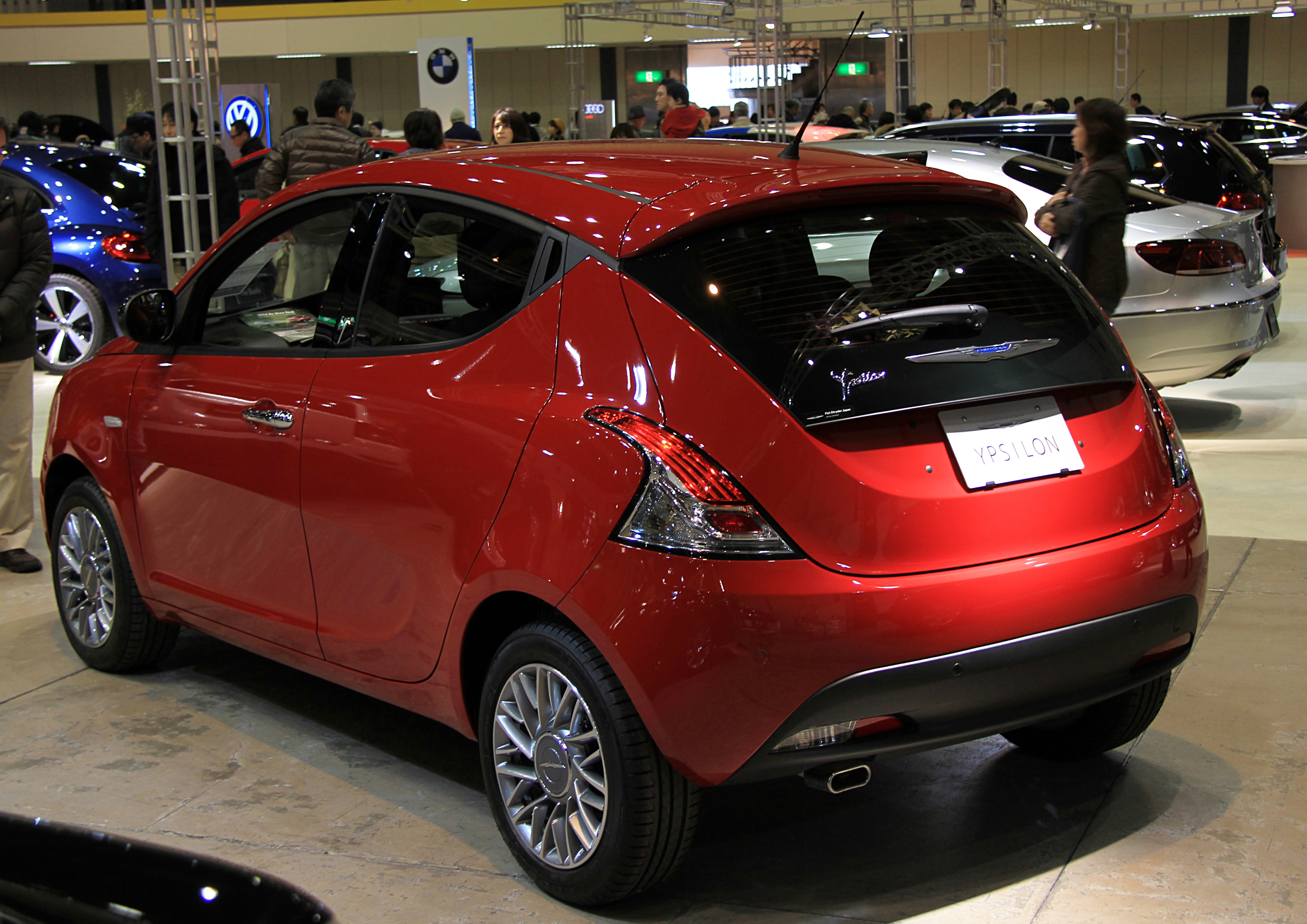 Chrysler Ypsilon #3