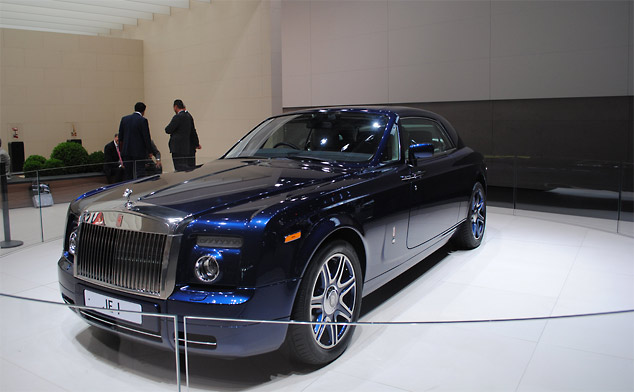 2011 Rolls royce Phantom Coupe #16