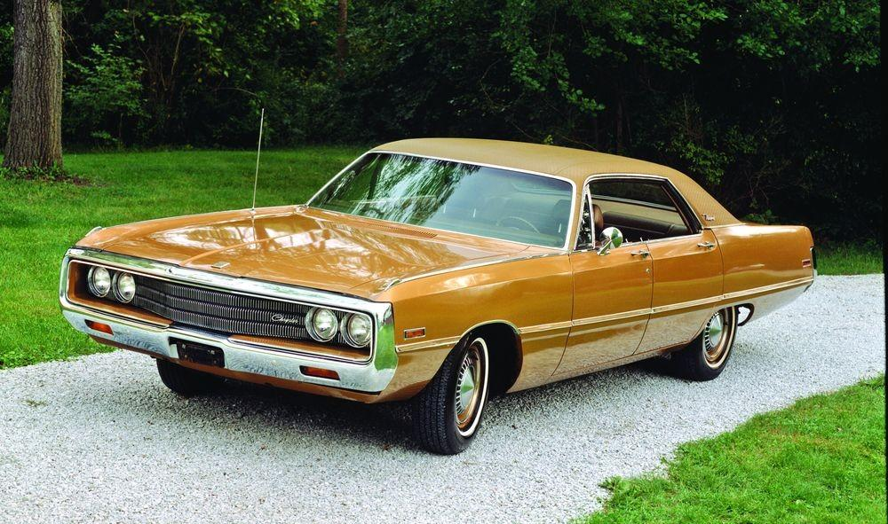 1970 Chrysler Cordoba #5