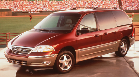 2002 Ford Windstar #10