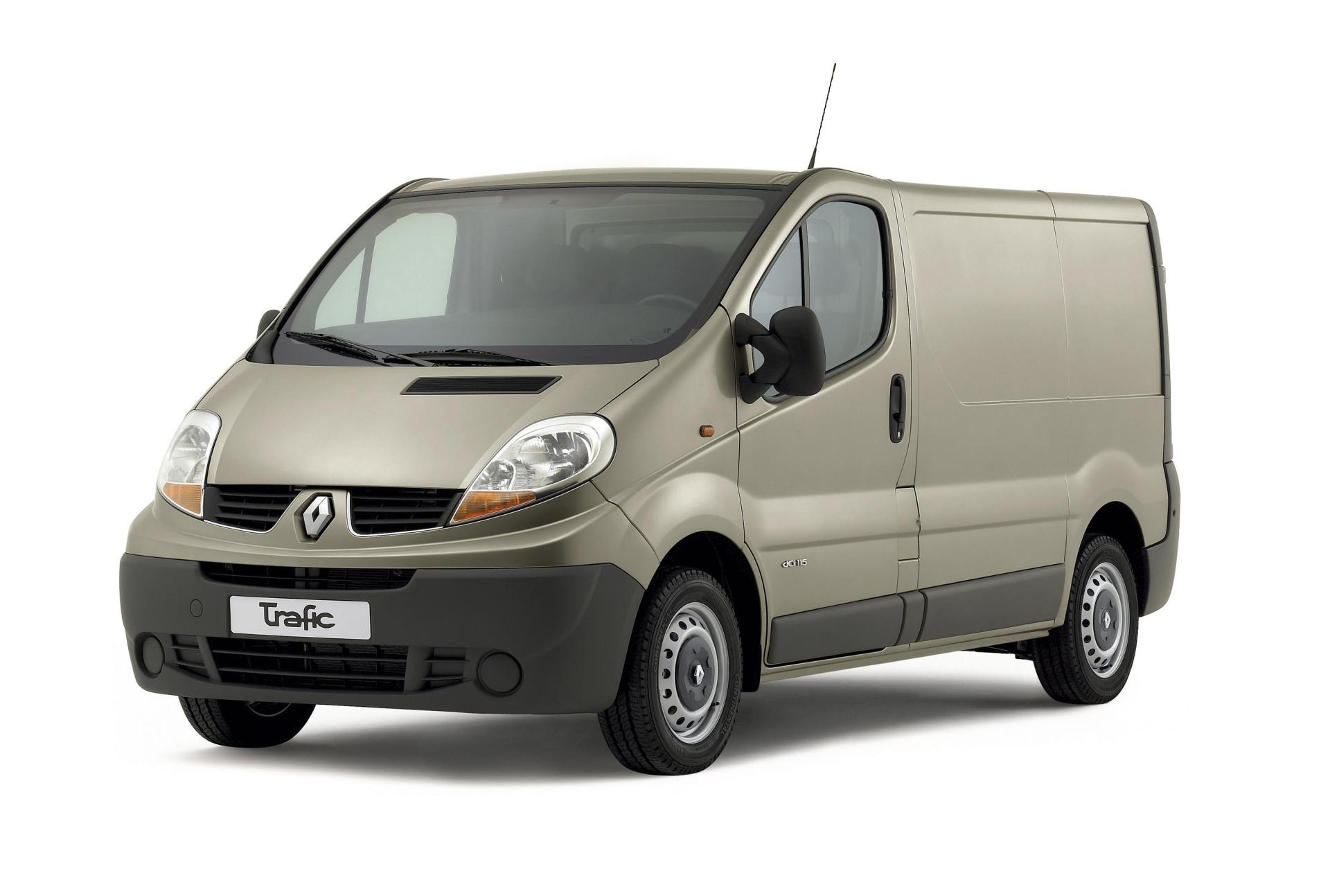 2009 renault trafic photos informations articles. Black Bedroom Furniture Sets. Home Design Ideas