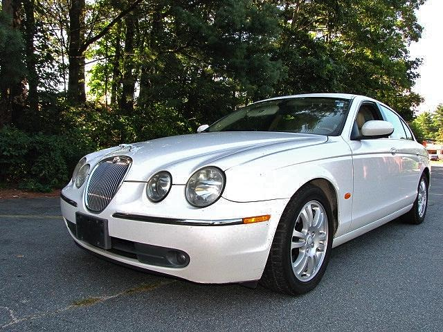 2005 Jaguar S-type #10