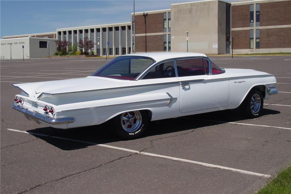 1960 Chevrolet Bel Air #7