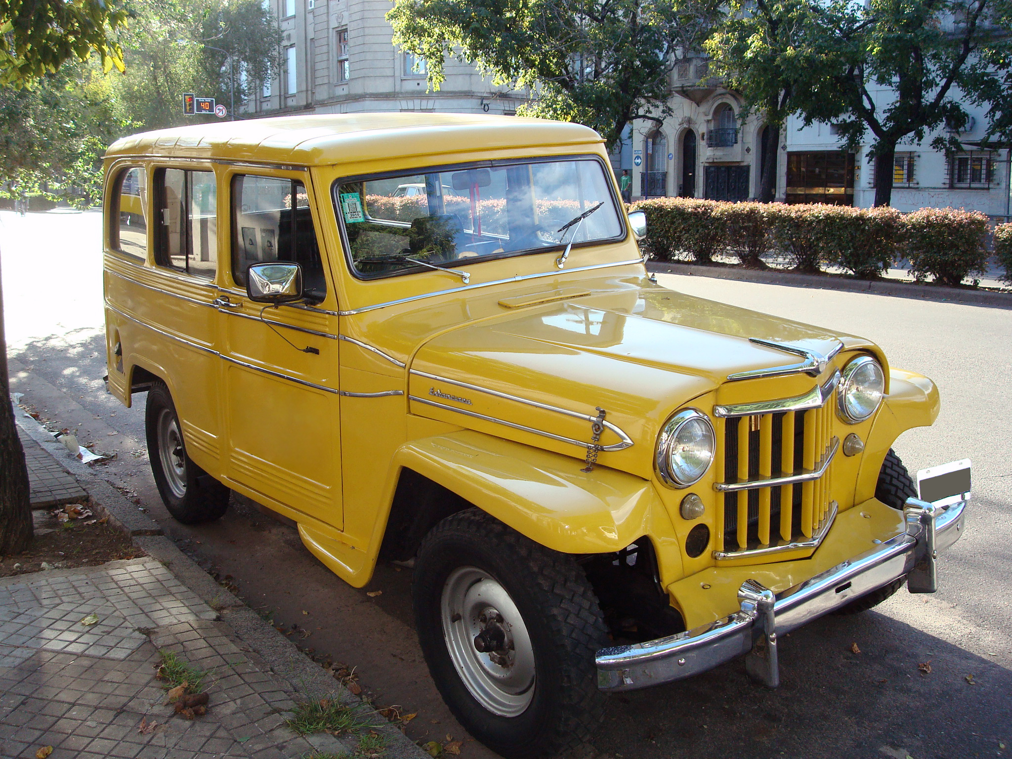 1948 Jeep Station Wagon #6