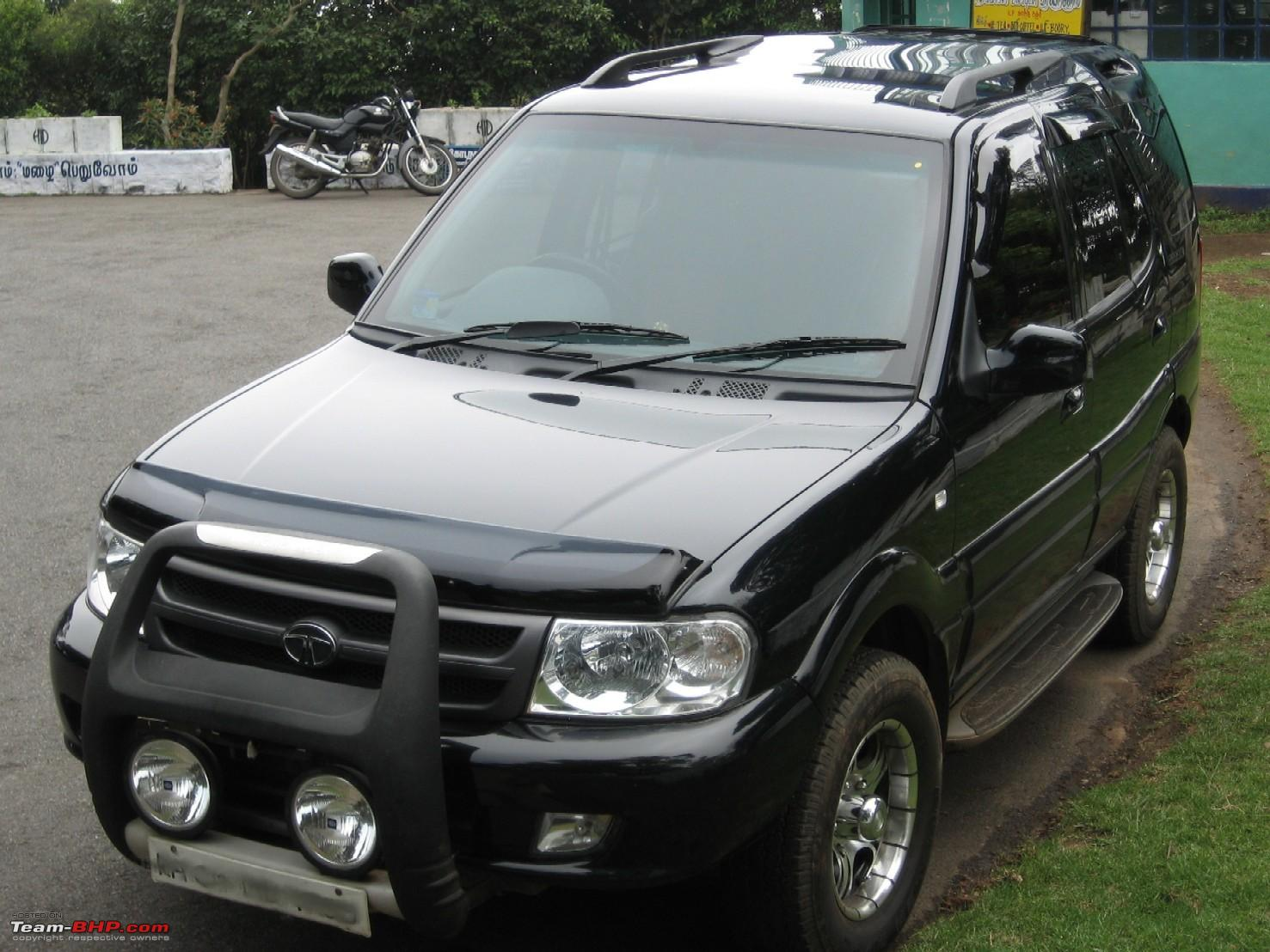 2009 Tata Safari #7