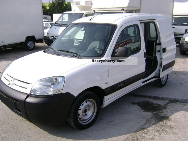2007 Citroen Berlingo #15