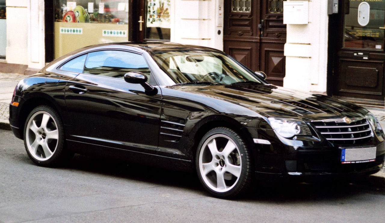 2007 Chrysler Crossfire #11