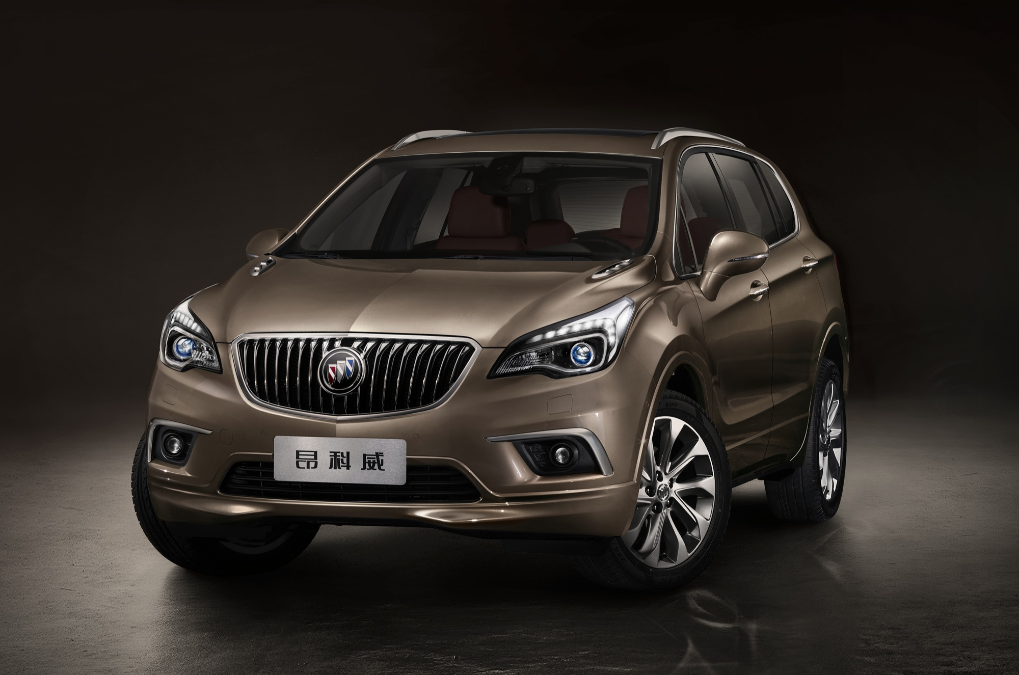 2016 Buick Envision #7