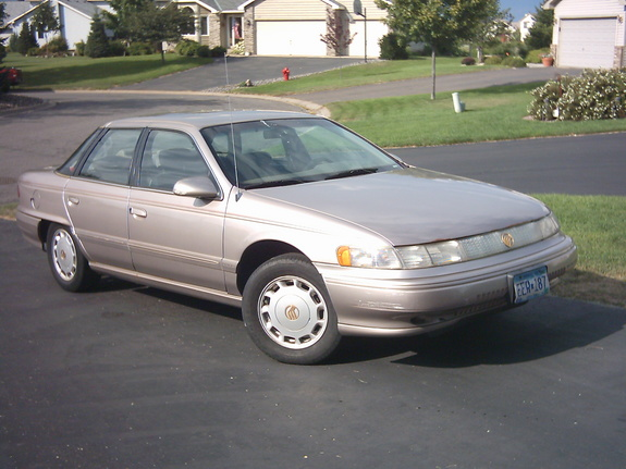 1995 Mercury Sable #5