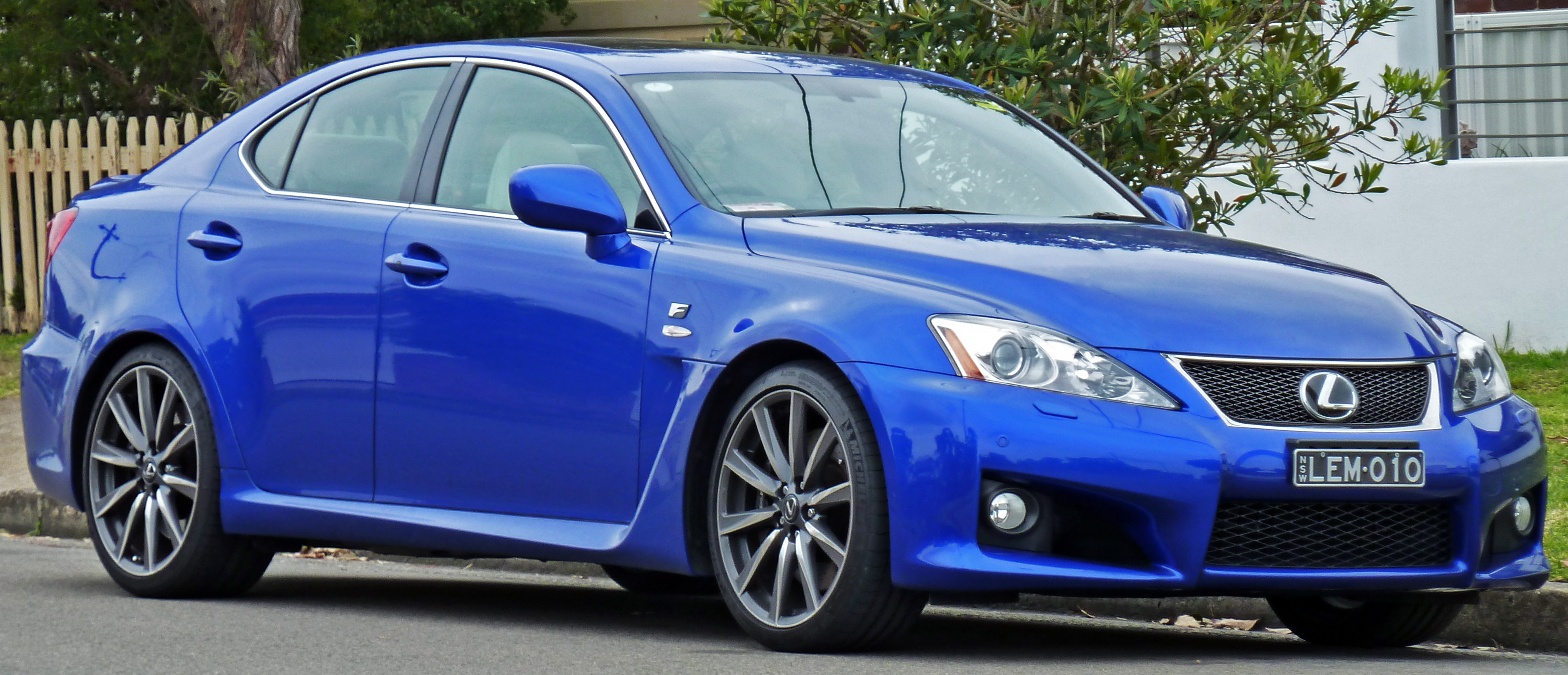 2008 Lexus Is F #10