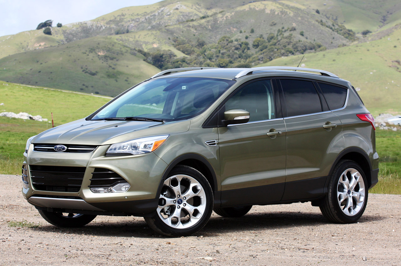 2015 Ford Escape #4