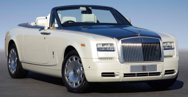 2014 Rolls royce Phantom Drophead Coupe #9