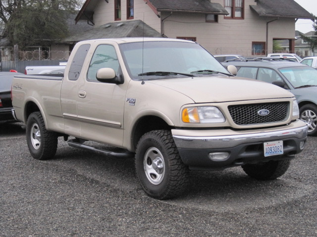 2002 Ford F-150 #5