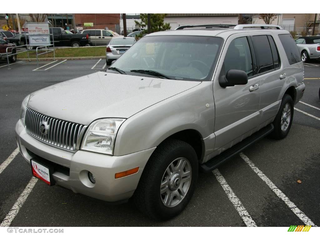 2002 Mercury Mountaineer #5