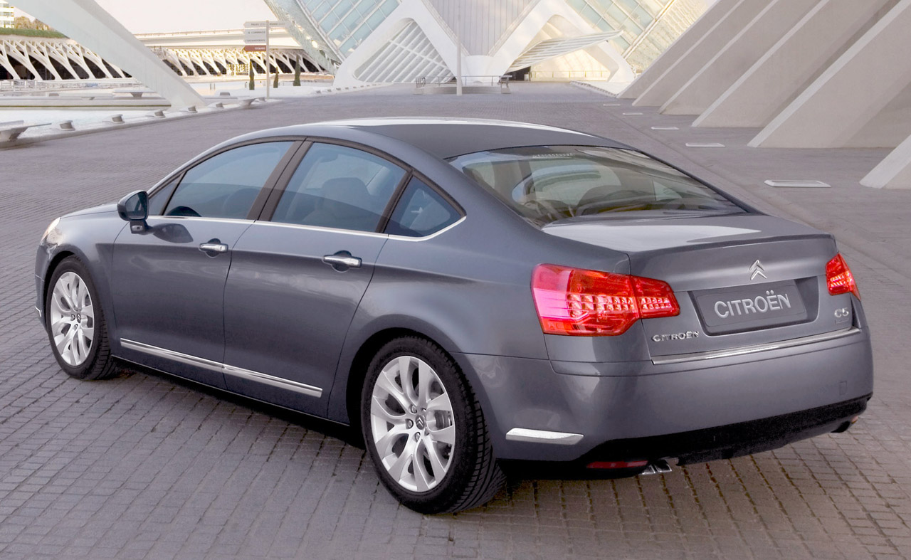 2008 citroen c5 photos informations articles. Black Bedroom Furniture Sets. Home Design Ideas