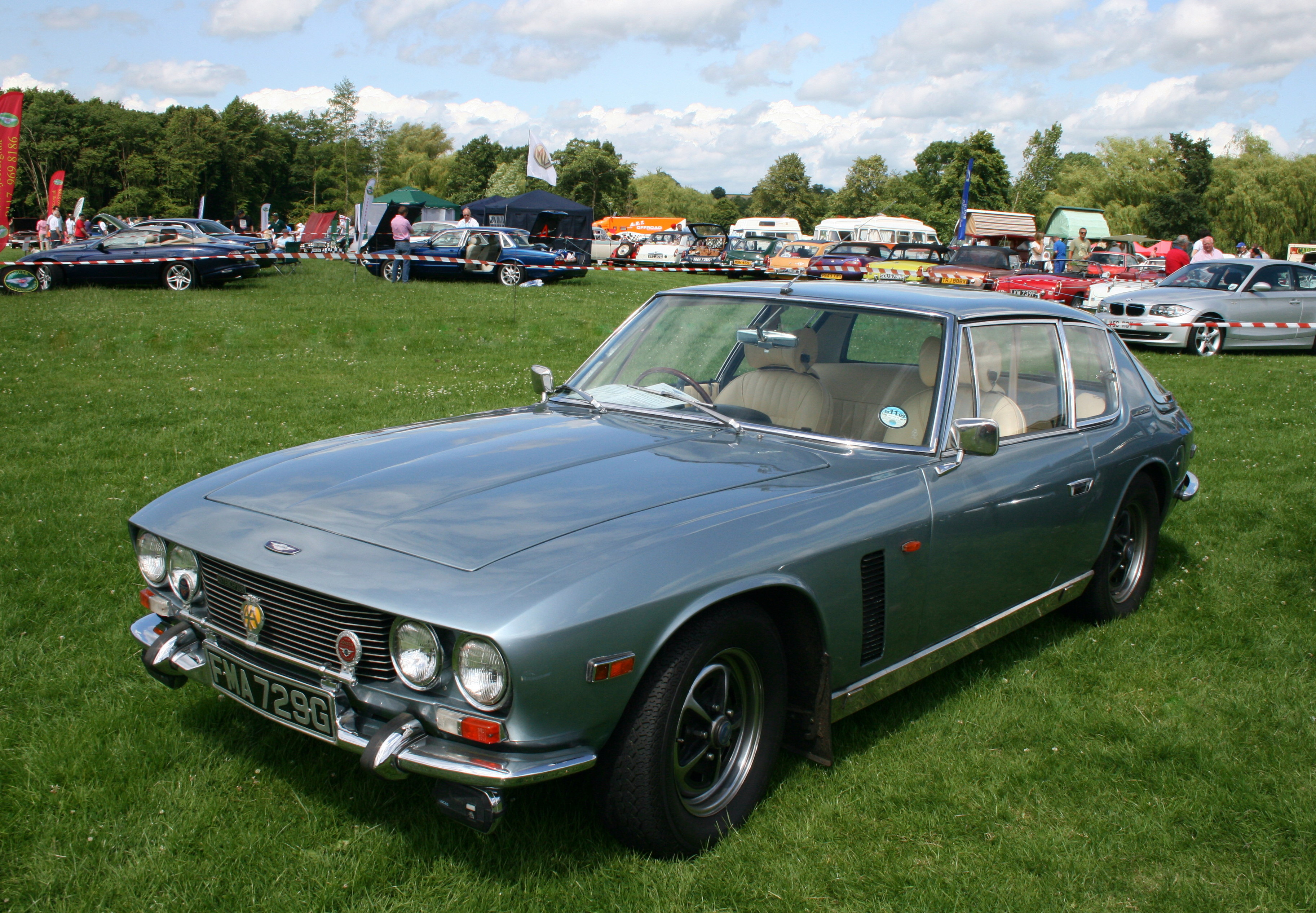 1968 Jensen Interceptor #1