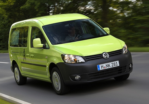 2012 Volkswagen Caddy #6