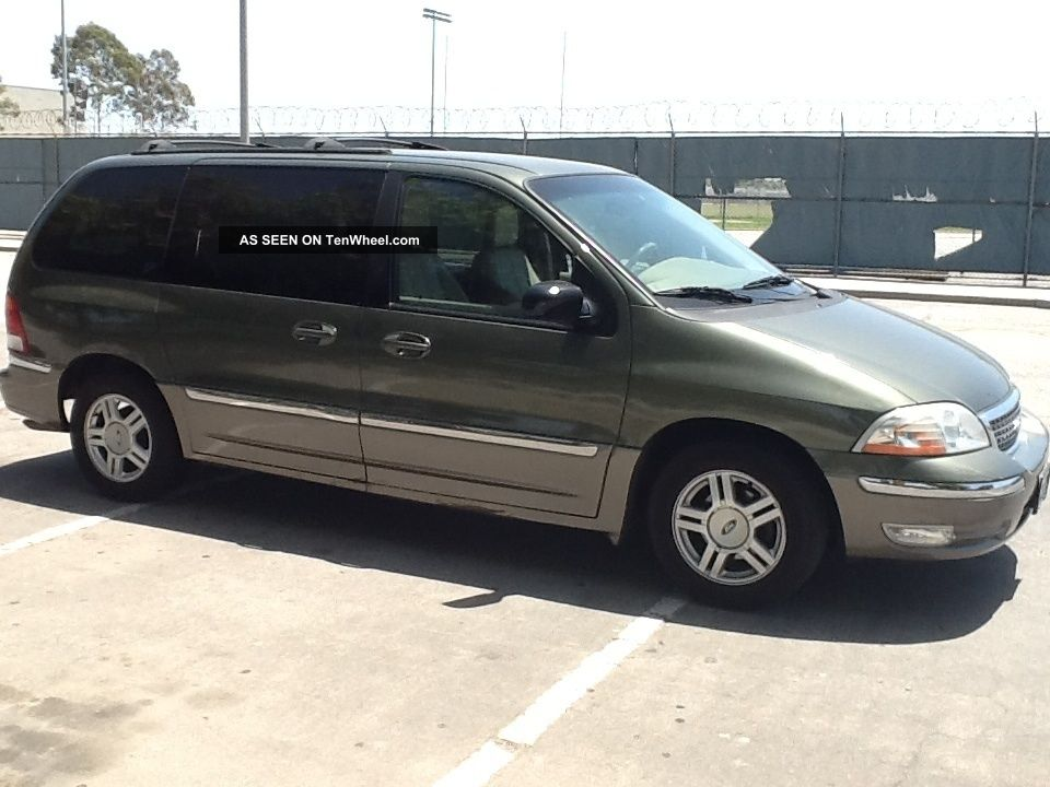 2002 Ford Windstar #12