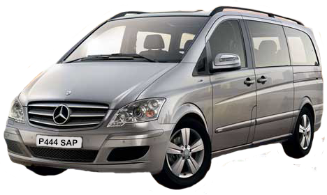 Mercedes-Benz Viano #9