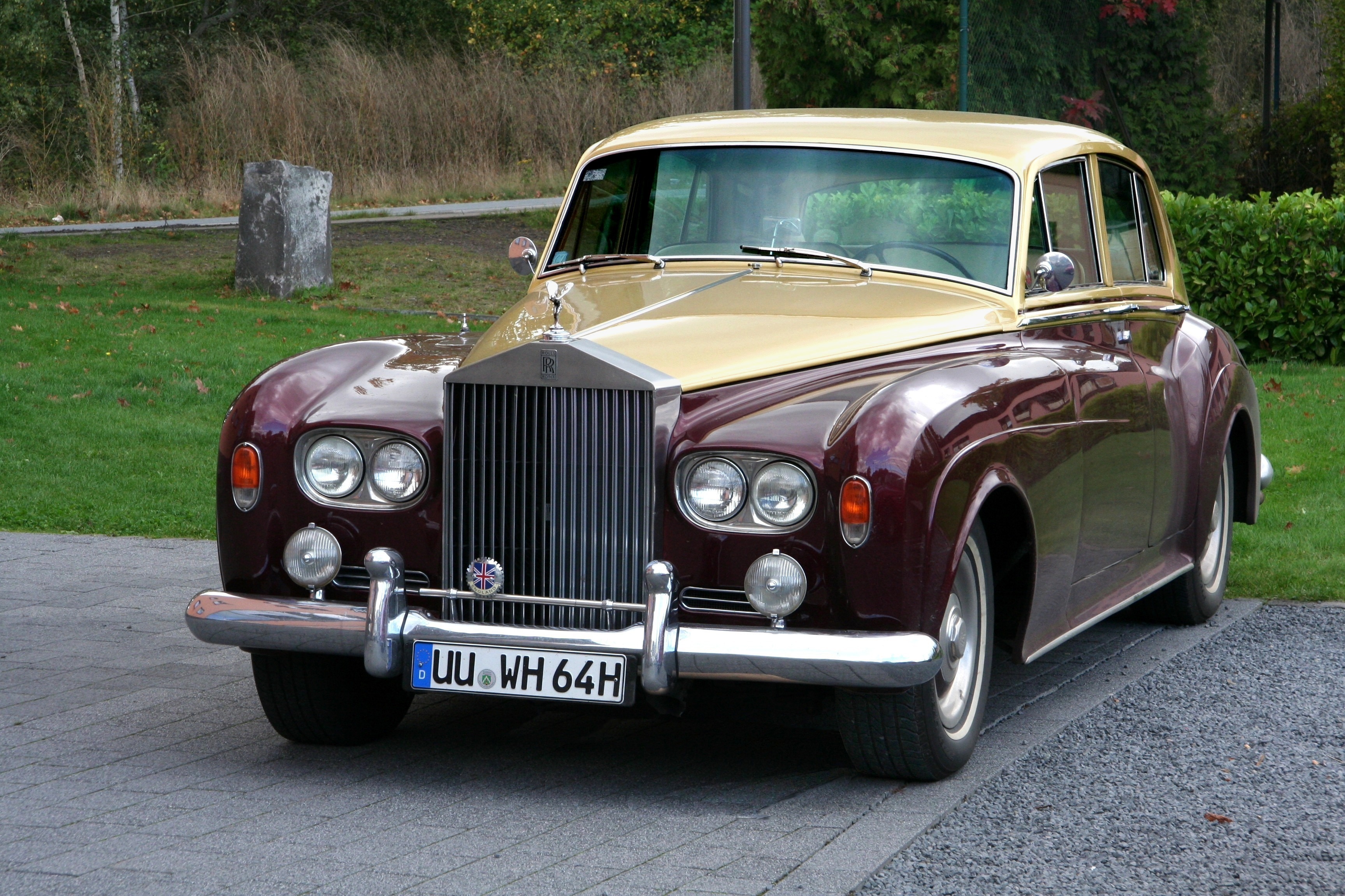 Rolls royce Silver Cloud #5