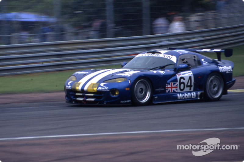 1997 Chrysler Viper #6