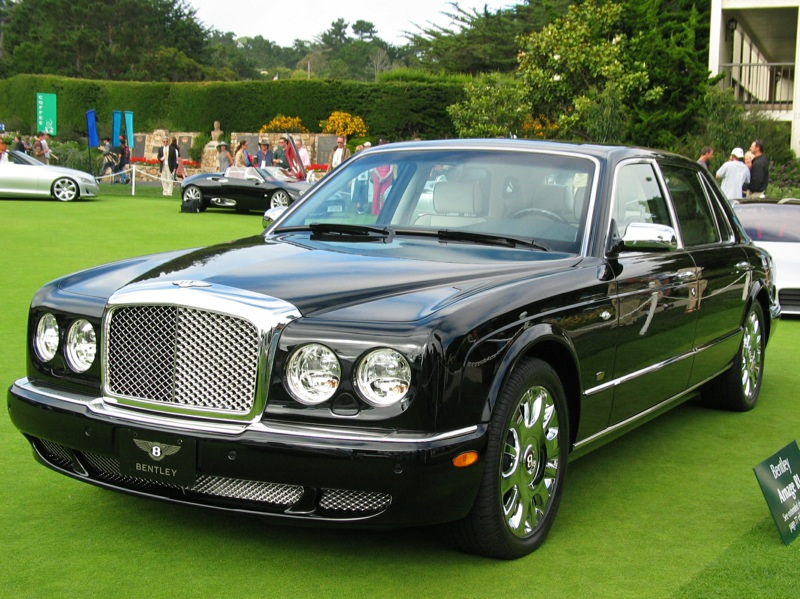 2007 Bentley Arnage #5