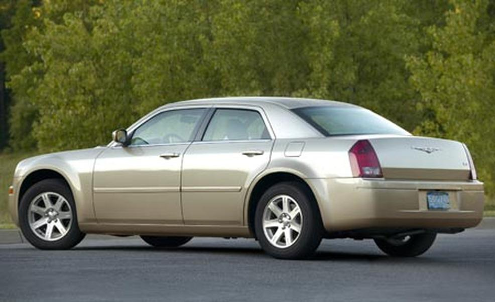 2007 Chrysler 300 #7