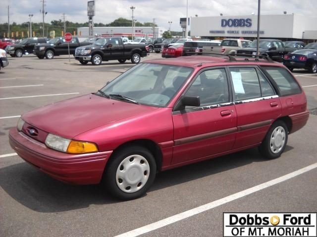 1994 Ford Tracer #10