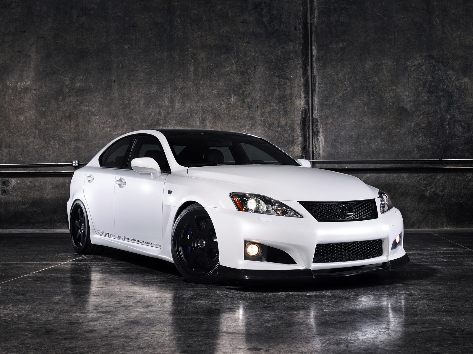 2008 Lexus Is F #4