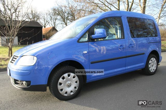 2006 Volkswagen Caddy #8