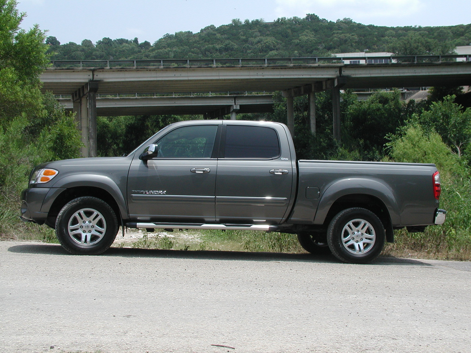 2004 Toyota Tundra Photos Informations Articles Truck Lifted 4