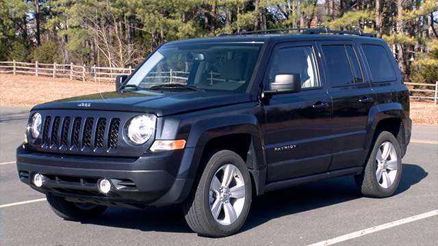 Jeep Patriot #5