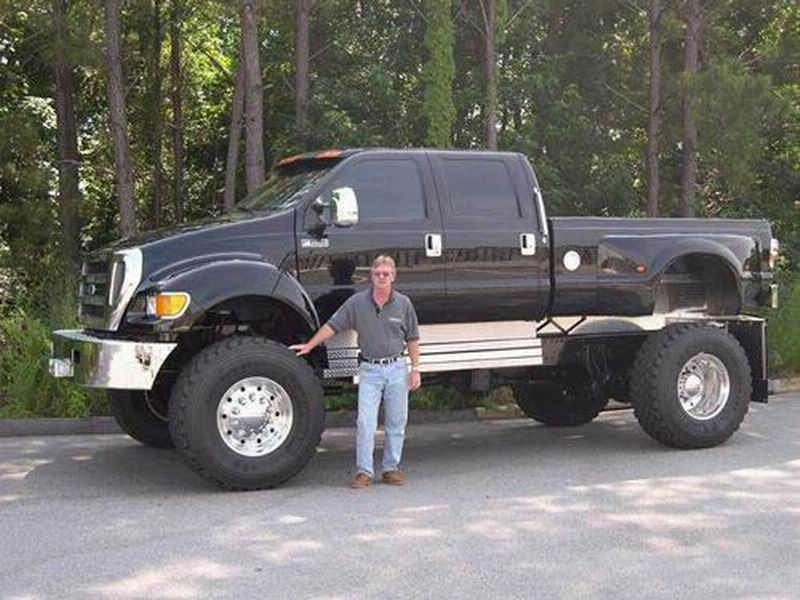 Ford F-650 #8