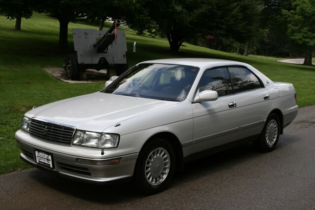 1994 Toyota Crown #5
