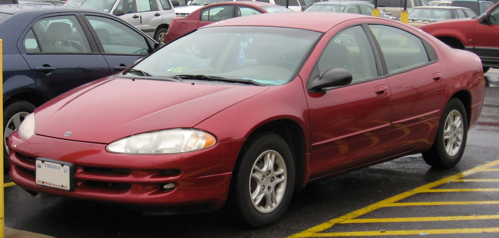 Dodge Intrepid #8