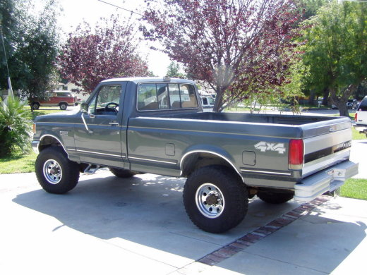 1991 Ford F-250 #12